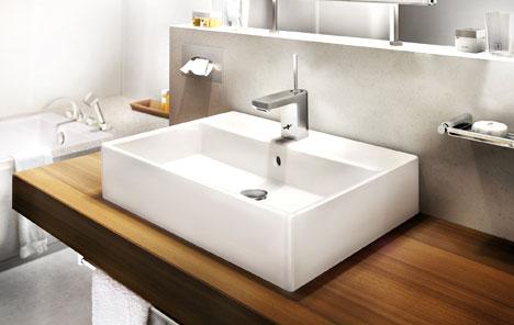 ideal standard strada lavabo 500x420xh145mm sanitarije. Black Bedroom Furniture Sets. Home Design Ideas